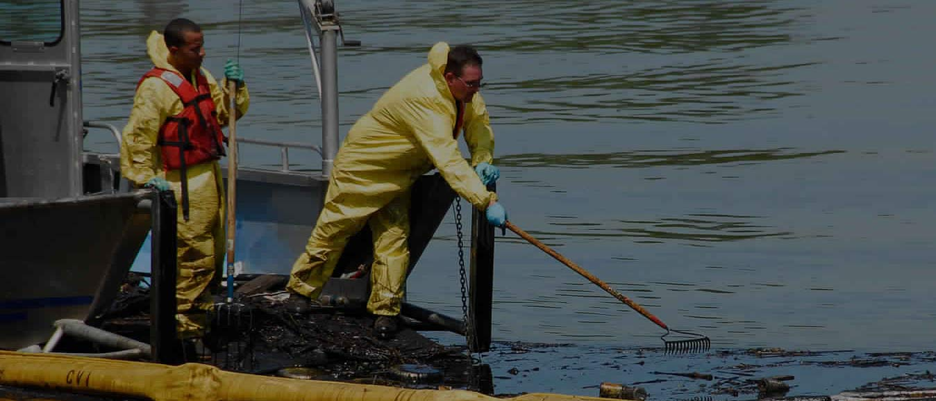 Clean Petroleum Spills
