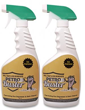 20 oz spray bottle -x 2