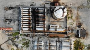 Clean Crude Oil Refinery Product