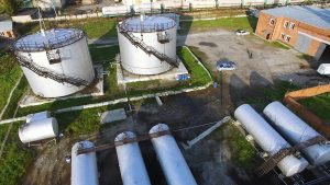 Clean Crude Oil Tanks product